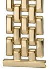 Браслет для часов из золота 22019 весом 29 г  стоимостью 104371 р.