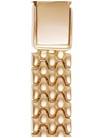 золотой браслет для часов 14 мм 54222 весом 22 г  стоимостью 79178 р.