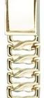 Браслет для часов из золота 22013 весом 15 г  стоимостью 53985 р.