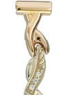 Золотой браслет для часов 3161049 весом 11 г  стоимостью 40700 р.