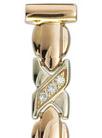 Золотой браслет для часов 3161064 весом 11.5 г  стоимостью 42550 р.