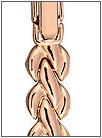 Золотой браслет для часов 061 весом 10 г  стоимостью 35990 р.