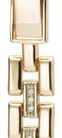 Браслет для часов из золота 326580 весом 18.5 г  стоимостью 68450 р.