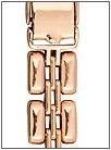 Браслет для часов из золота 52587 весом 19 г  стоимостью 68381 р.