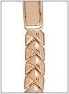 Золотой браслет для часов  51032 весом 11 г  стоимостью 39589 р.