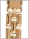 Браслет для часов из золота 52180 весом 22 г  стоимостью 79178 р.