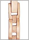 Золотой браслет для часов  5205003 весом 29 г  стоимостью 49300 р.