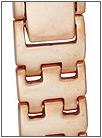Золотой браслет для часов  5205004 весом 40 г  стоимостью 143960 р.