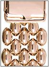 Золотой браслет для часов браслеты для часов из золота 18 мм 113 весом 30 г  стоимостью 107970 р.