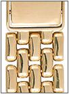 Часовой браслет золотой 42780 весом 42 г  стоимостью 151158 р.