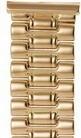 Браслет для часов из золота 42012-1 весом 42 г  стоимостью 151158 р.