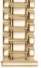 Браслет для часов из золота 42015-1 весом 40 г  стоимостью 143960 р.