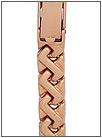 Золотой браслет для часов  51069 весом 10 г  стоимостью 35990 р.