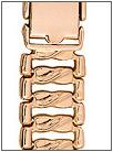 Браслет для часов из золота 52013 весом 15 г  стоимостью 53985 р.