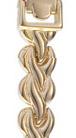 Браслет для часов из золота 51121 весом 8 г  стоимостью 28792 р.