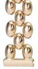 Браслет для часов из золота 54084 весом 15.5 г  стоимостью 55785 р.