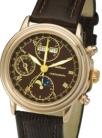 Наручные часы мужские хронограф «Монарх» AN-57850.715 весом 42 г