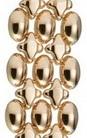 Золотой браслет для часов браслеты для часов из золота 18 мм 58083 весом 24.8 г  стоимостью 89256 р.