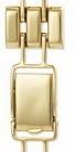 Браслет для часов из золота 64586 весом 21.5 г  стоимостью 77379 р.