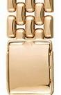 Браслет для часов из золота 42780 весом 30 г  стоимостью 107970 р.