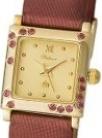 Кварцевые золотые часы «Джулия» AN-90217.416 весом 12.5 г