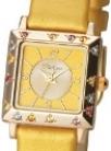 Кварцевые золотые часы «Джулия» AN-90257.407 весом 10 г