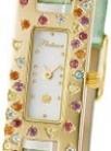 Кварцевые золотые часы «Инга» AN-70467.301 весом 8 г