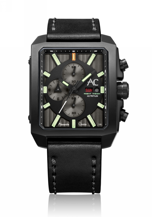 Мужские часы хронограф 0 г 9204NMCLIPBA