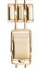 Золотой браслет для часов браслеты для часов из золота 18 мм 58220 весом 20.8 г  стоимостью 74860 р.