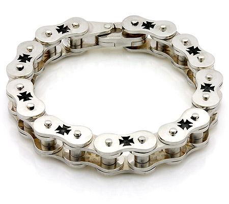 Мужской браслет из серебра | Ювелирные