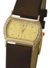 Часы женские наручные с бриллиантами «Юнона» AN-98551.404 весом 8.2 г