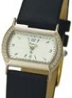 Часы женские наручные с бриллиантами «Юнона» AN-98541.112 весом 8.2 г