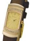 Часы женские наручные с бриллиантами «Любава» AN-98351.411 весом 8 г