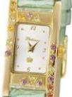 Кварцевые золотые часы «Мадлен» AN-90567.206 весом 7.5 г