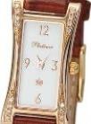 Часы женские наручные с бриллиантами «Элизабет» AN-91751А.306 весом 8.5 г