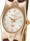 Часы женские наручные с бриллиантами «Элен» AN-95551.201 весом 9.5 г