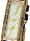 Часы женские наручные с бриллиантами «Анжелина» AN-98755.328 весом 11 г