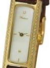 Часы женские наручные с бриллиантами «Анжелина» AN-98761.303 весом 11 г