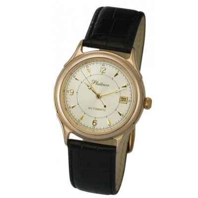 "Мужские золотые часы ""Юпитер"" 31 г AN-50450.206"