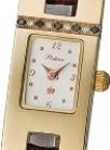 Часы женские наручные с бриллиантами «Северное Сияние» AN-91415.206 весом 12 г