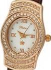Часы женские наручные с бриллиантами «Веста» AN-96151.316 весом 13.5 г