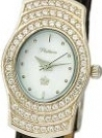 Часы женские наручные с бриллиантами «Веста» AN-96141.301 весом 13.5 г
