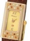 Часы женские наручные с бриллиантами «Николь» AN-94758.406 весом 7 г