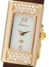 Часы женские наручные с бриллиантами «Николь» AN-94751.106 весом 7 г