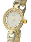 Часы женские наручные с бриллиантами «Аманда» AN-78331.316 весом 20 г