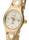 Часы женские наручные с бриллиантами «Илона» AN-78251.116 весом 18 г