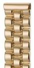 Браслет для часов из золота 53218 весом 19 г  стоимостью 68381 р.