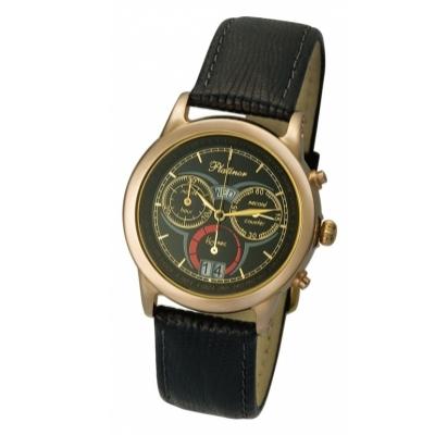 """Мужские золотые часы """"Сальвадор"""" 32 г AN-47150.503"""