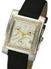 Часы женские наручные с бриллиантами «Гретта» AN-47541.132 весом 29 г