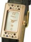 Часы женские наручные с бриллиантами «Николь» AN-94752.206 весом 7 г